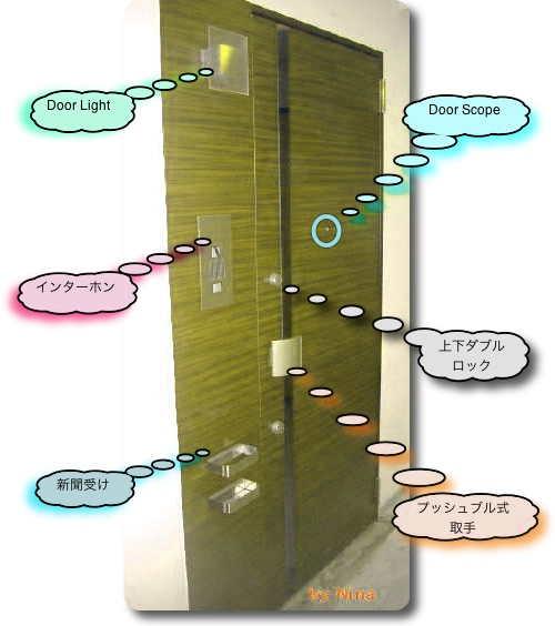 玄関ドア01