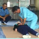 救命講習会AED02