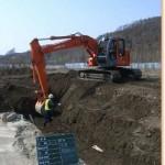 建築工事における、土工事(その3)