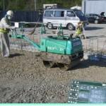 ハンドガイド式ローラーの安全作業手順・危険予知訓練含みます!