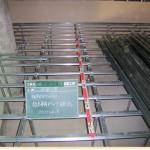 鋼製床根太02