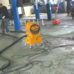 塗床(ぬりゆか)の塗替え工事