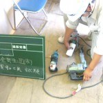 工事現場の安全対策における必需品!電動工具絶縁チェッカー