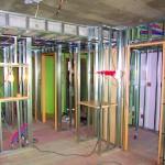 軽量鉄骨壁下地(内装工事)LGSの組立方法を教えます!